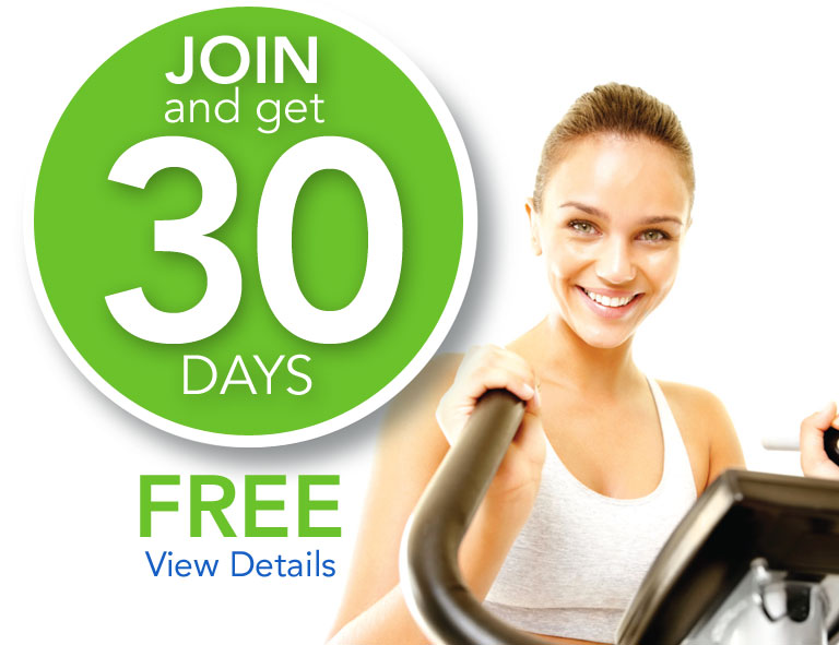 Join today and get your first 30 days free